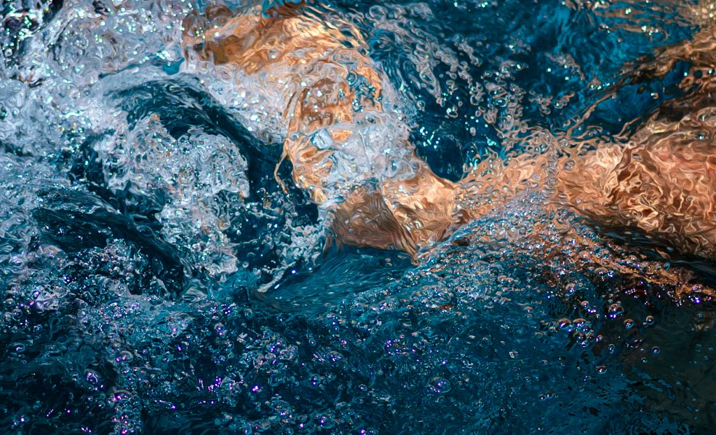 art print of water photography